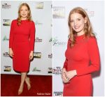 Jessica Chastain in Ralph Lauren @ The Inaugural Los Angeles Online Film Critics Society Award Ceremony