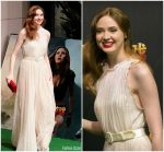 Karen Gillan In Prada  @ 'Jumanji: Welcome to the Jungle' Beijing Press Conference