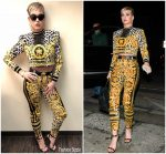 Katy Perry In Versace  @ American Idol