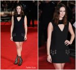Kaya Scodelario In Louis Vuitton  @ 'Maze Runner: The Death Cure' London Premiere