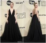 Kristen Bell  In Yanina Couture Hosting  2018 Screen Actors Guild Awards
