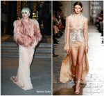Lady Gaga In Francesco Scognamiglio – Out In Milan