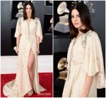 Lana Del Rey In Gucci  @  2018 Grammy Awards