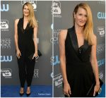 Laura Dern  In Balmain  @ 2018 Critics' Choice Awards