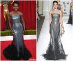 Lupita Nyong'o In Ralph & Russo Couture  @ 2018 SAG Awards