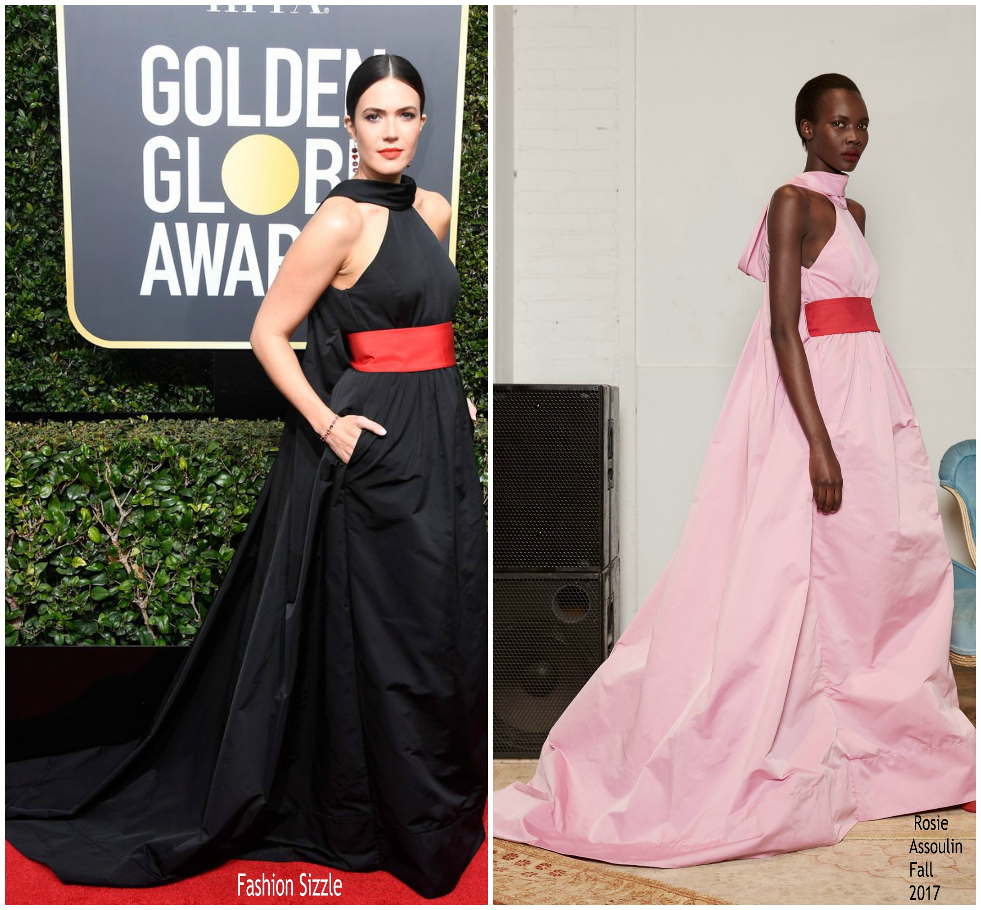 mady-moore-in-rosie-assoulin-2018-golden-globe-awards