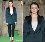Maisie Williams In The Fold London  @  'Early Man' Bristol Premiere