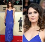 Mandy Moore In Diane von Furstenberg  @ 2018 SAG Awards