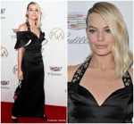 Margot Robbie In Louis Vuitton  @ 2018 Producers Guild Awards