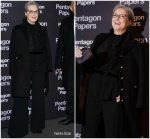 "Meryl Streep In Lanvin ""Post"" Paris Premiere"