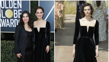 natalie-portman-in-christian-dior-couture-america–ferrera-in-christian-siriano-2018-golden-globe-awards