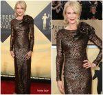 Nicole Kidman  In Armani Privé   @ 2018 SAG Awards