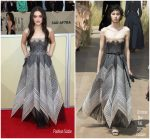 Odeya Rush In Christian Dior Couture @ 2018 SAG Awards