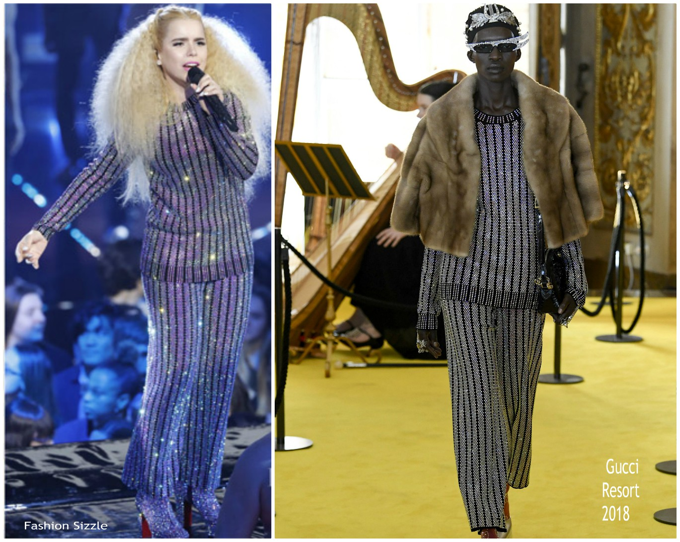 paloma-faith-in-gucci-brit-awards-2018-nominations-launch