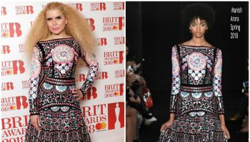 paloma-faith-in-manish-arora-brit-awards-2018-nominations-launch