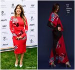 Patty Jenkins in Diane von Furstenberg @  Variety's Creative Impact Awards And 10 Directors To Watch