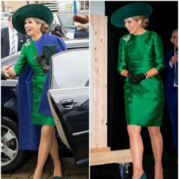 queen-maxima-of-the-netherlands-opens-bio-fair-in-zwolle