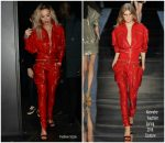 Rita Ora In Alexandre Vauthier  @ Kilian Party In Paris