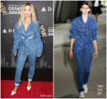 Rita Ora In Études  @  Delta Air Lines Celebrates 2018 GRAMMY Weekend