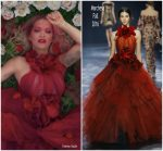 "Rita Ora  In Marchesa @  "" For You  ""   Video with   Liam Payne"