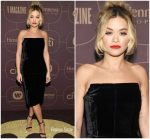 Rita Ora In Tom Ford @  Warner Music Group Hosts Pre-Grammy Celebration