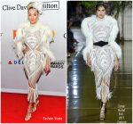 Rita Ora In Zuhair Murad Couture  @ Grammy Salute To Industry Icons Honoring Jay-Z