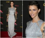 Ruby Rose In Kaufmanfranco  @ 2018 G'Day USA Los Angeles Black Tie Gala