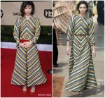 Sally Hawkins In Christian Dior Couture  @ 2018 SAG Awards