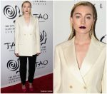 Saoirse Ronan In Calvin Klein  @ 2017 New York Film Critics Awards