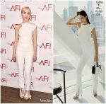 Saoirse Ronan In Cushnie et Ochs @  2018 AFI Awards