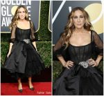 Sarah Jessica Parker In Dolce & Gabbana – 2018 Golden Globe Awards