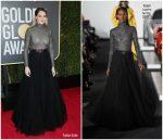 Shailene Woodley  In  Ralph Lauren  – 2018 Golden Globe Awards