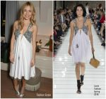 Sienna Miller In Louis Vuitton  @ Teresa Tarmey Launch Party
