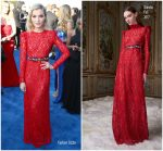 Skyler Samuels In Giamba – 2018 Critics' Choice Awards