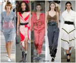 Spring 2018 Runway Fashion Trend – Accent On The Waist