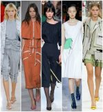 Spring 2018 Runway Fashion Trend – Drawstrings