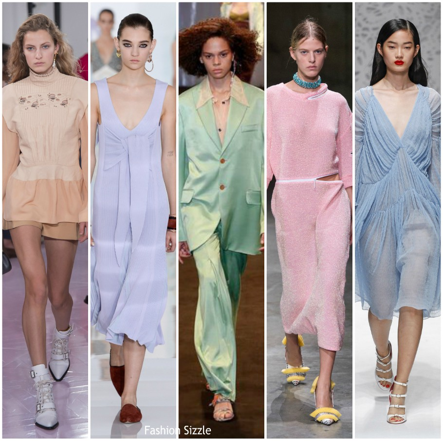 Style Trends 2018: Spring 2018 Runway Fashion Trend