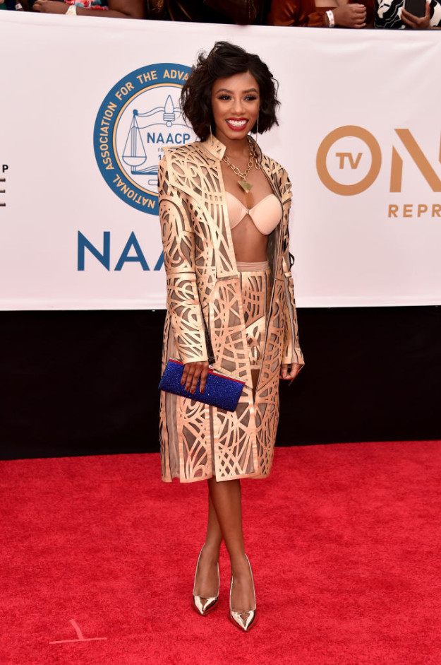 2018 Naacp Image Awards Redcarpet - Fashionsizzle-7968
