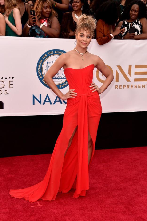 2018 Naacp Image Awards Redcarpet - Fashionsizzle-8447