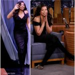 Taraji P. Henson In Preen  @ The Tonight Show Starring Jimmy Fallon
