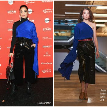 tessa-thompson-in-solacce-london-sorry-to-bother-you-sundance-film-festival-premiere