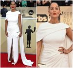 Tracee Ellis Ross In Ralph & Russo Couture @ 2018 SAG Awards