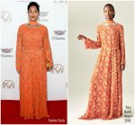 Tracee Ellis Ross In Tory Burch @ 2018 Producers Guild Awards