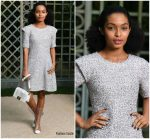 Yara Shahidi in Chanel @  Chanel Haute Couture Spring 2018  Show