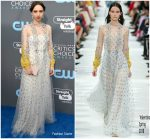 Zoe Kazan In Valentino – 2018 Critics' Choice Awards