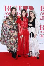 Haim In Rodarte  @ The BRIT Awards 2018