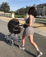 Kylie Jenner In Fendi – Instagram Pic