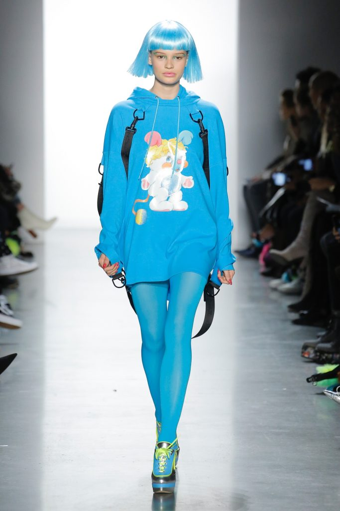 bf44e7419063 Jeremy Scott Fall 2018 - New York Fashion Week - Fashionsizzle