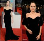 Angelina Jolie In Ralph & Russo Couture  @ 2018 BAFTAs
