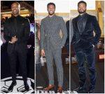 Black Panther' Seoul Premiere Menswear